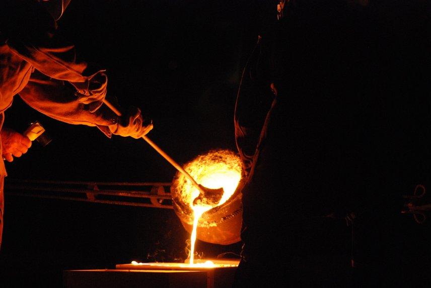 3D printing in metal casting